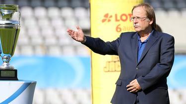 Rechnet nicht mit einer schnellen Lösung im Pokalstreit: Rainer Koch