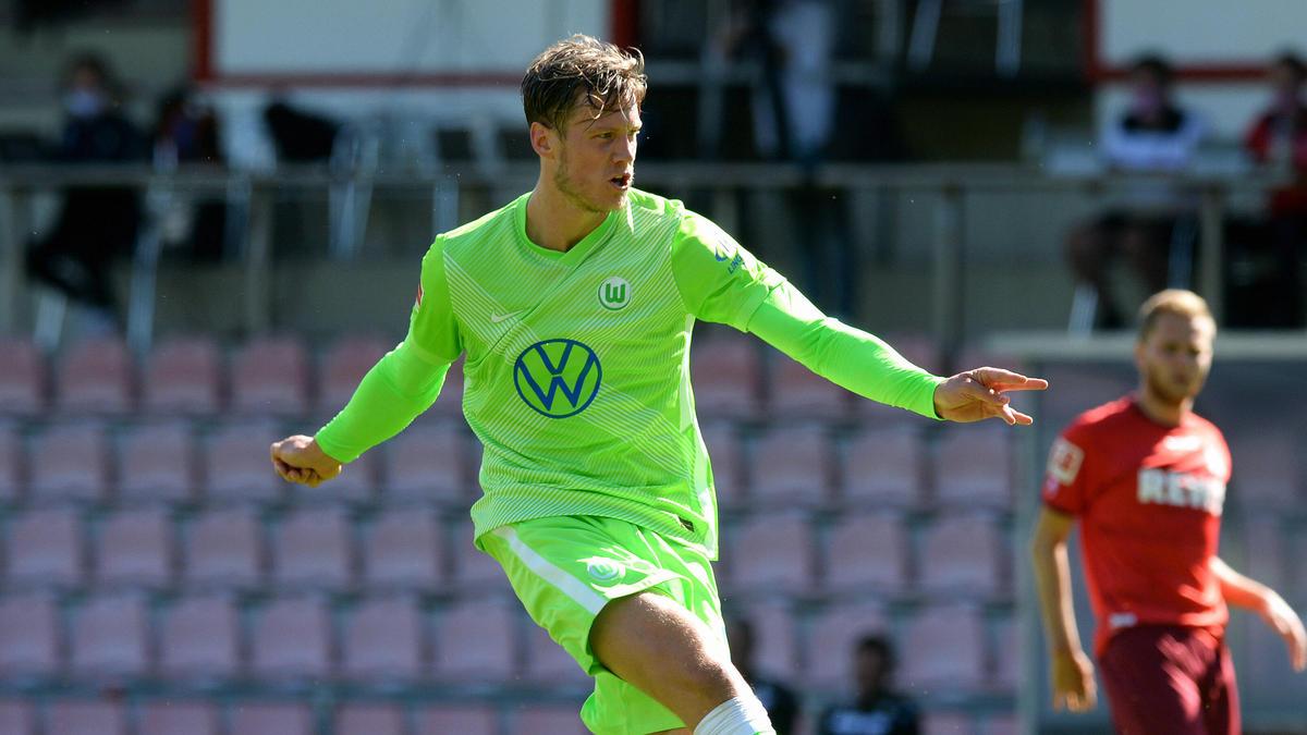 Wout Weghorst erzielte in den zwei vergangenen Spielzeiten 33 Tore für den VfL Wolfsburg