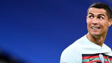 Ronaldo zählt zu den positiv getesteten Spielern