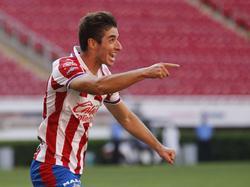 Brizuela hizo el tercero para Deportivo Guadalajara.