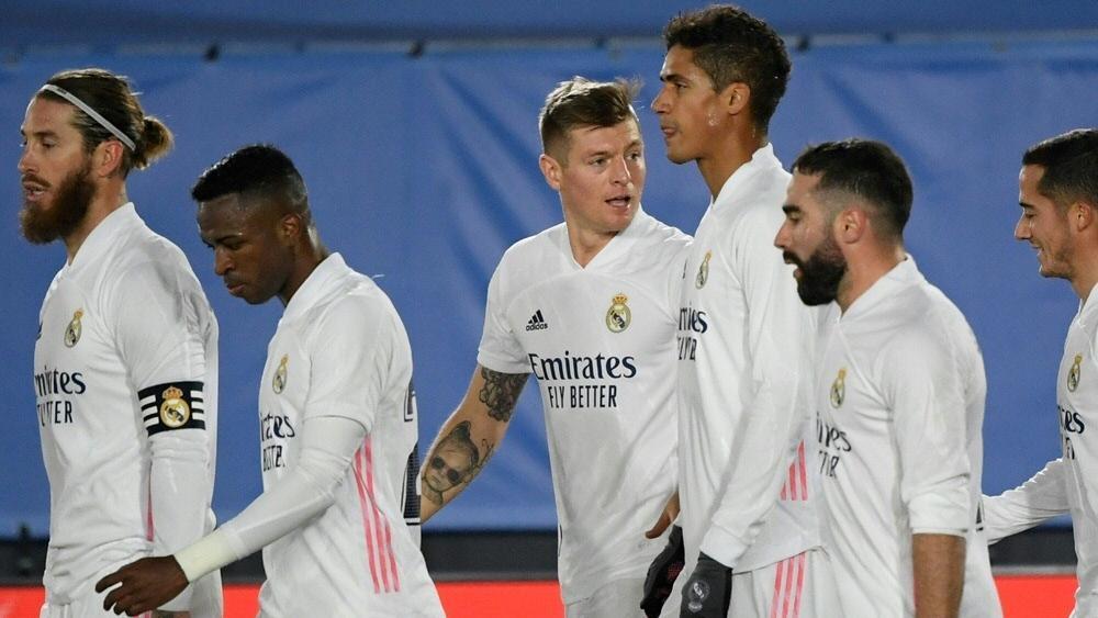 Kroos (M.) und die Real-Stars reisen direkt nach Malaga