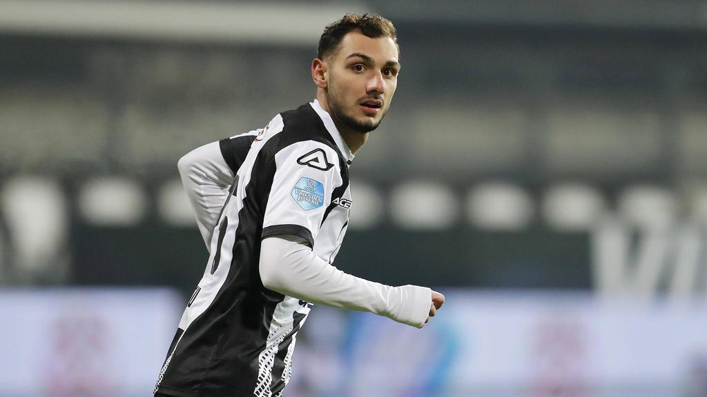 Ahmed Kutucu ist vom FC Schalke 04 an Heracles Almelo ausgeliehen