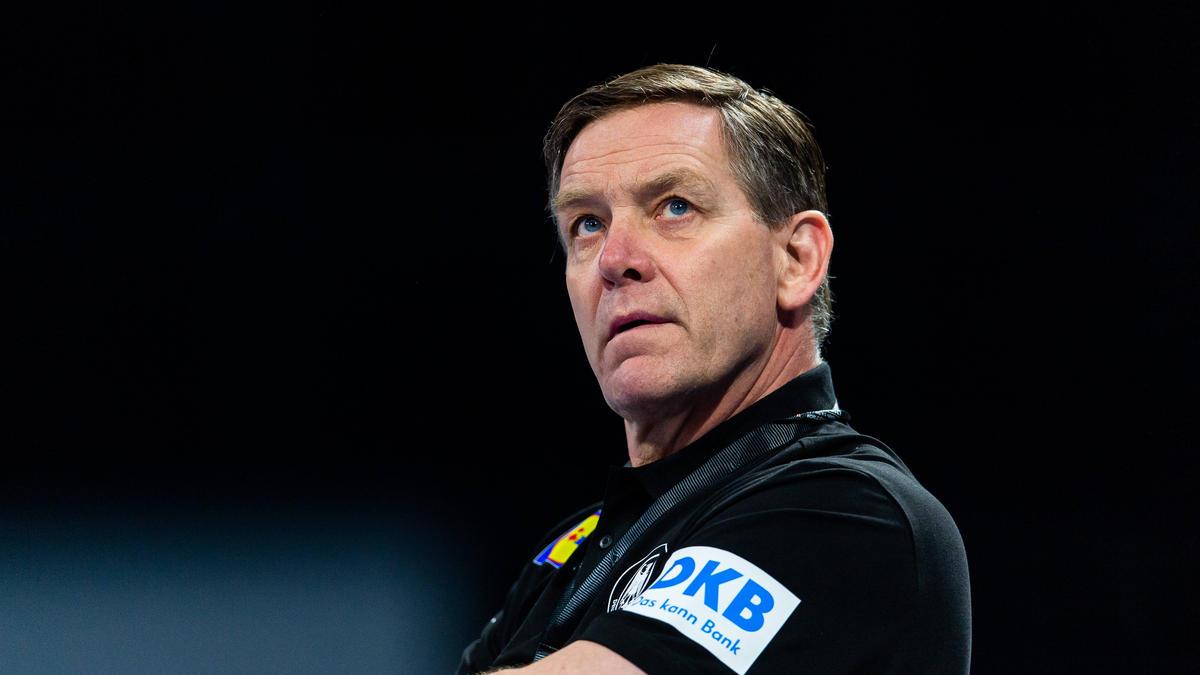 Bundestrainer Alfred Gislason gibt am Montag den DHB-Kader bekannt