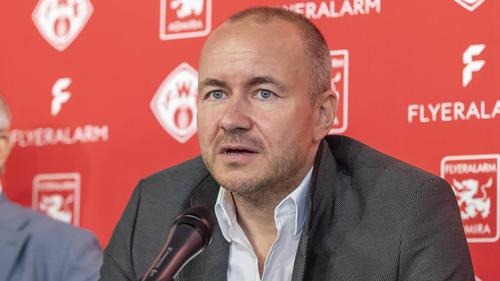 Thorsten Fischer ist Geschäftsführer der Onlinedruckerei Flyeralarm