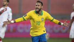 Läuft Neymar in Tokio auf?