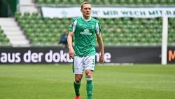 Sieht nach dem Abstieg mit Werder seine Zukunft nicht in der 2. Liga: Ludwig Augustinsson