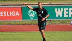 Markus Anfang will mit Werder Bremen zurück in die Bundesliga