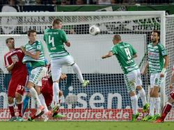 Mudrinski köpft Fürth zum Sieg