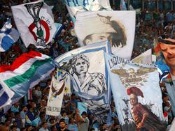 Die Lazio-Fans waren in Warschau bewaffnet statt farbenfroh unterwegs