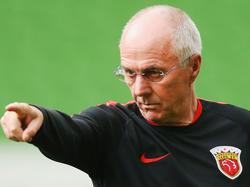 El entrenador sueco Sven-Goran Eriksson. (Foto: Imago)