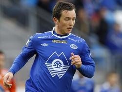 Erik Hovland trägt in der kommenden Saison das Club-Trikot