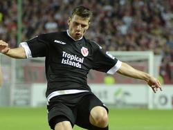Bei Energie Cottbus schaffte es Dániel Sváb in der 2. Bundesliga nicht zum Stammspieler