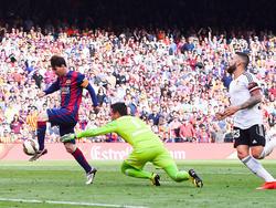 Messi zum 400.