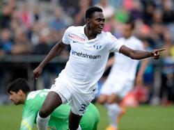 Dimitri Oberlin wechselt vom FC Zürich nach Salzburg
