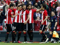 Der ewige Aduriz schießt Bilbao in die Europa League