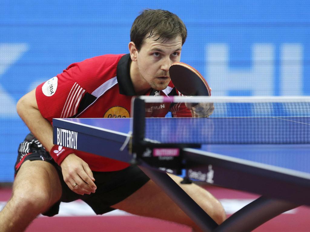 Die Tischtennis-Bundesliga startet ohne Timo Boll