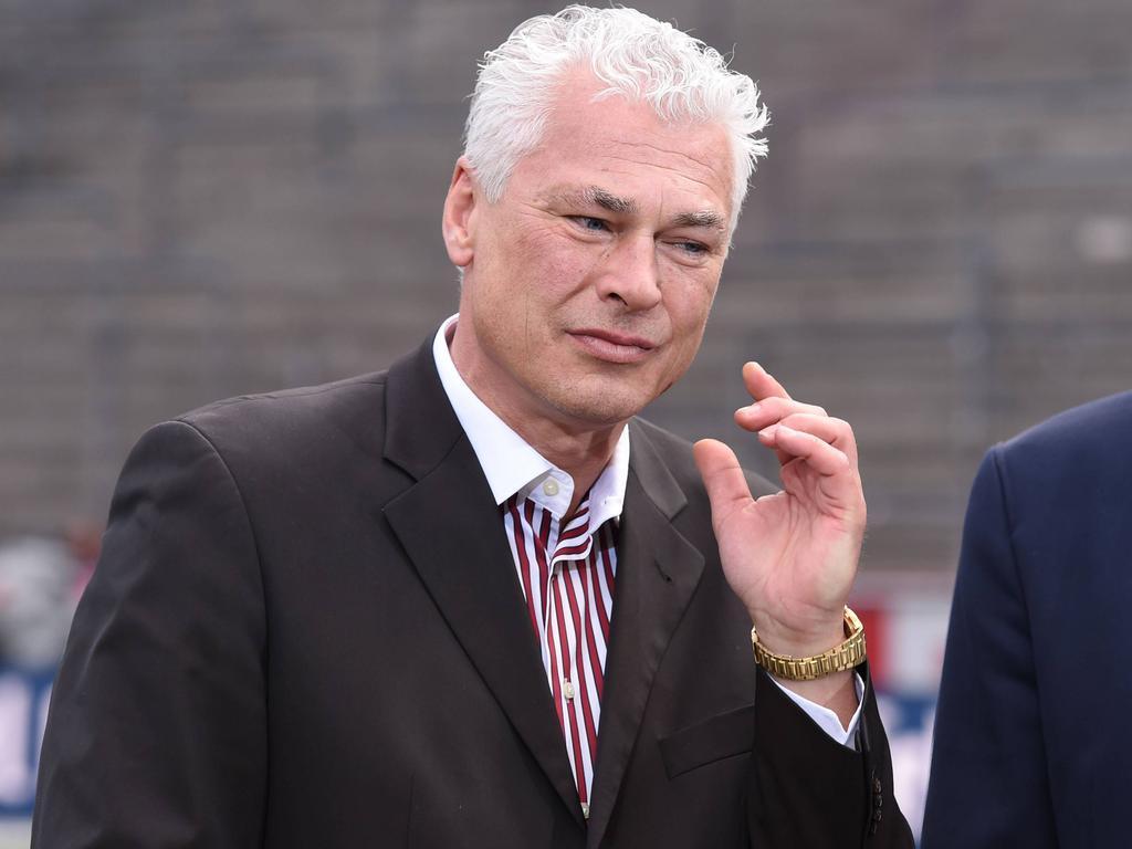 Toni Polster traut seinem Ex-Klub einiges zu