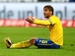 Christoffer Nyman fehlt Braunschweig in Bochum