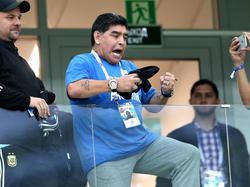 Diego Maradona geht es wieder besser