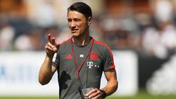 Niko Kovac startet in seine erste Saison als Bayern-Coach