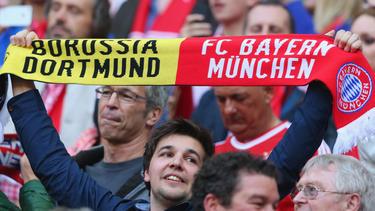 Der BVB und die Bayern sind die größten Fan-Magneten Deutschlands