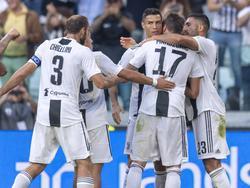 Juventus-Jubel