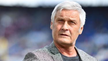 Sieht den Kölner Aufstieg in Gefahr: Armin Veh