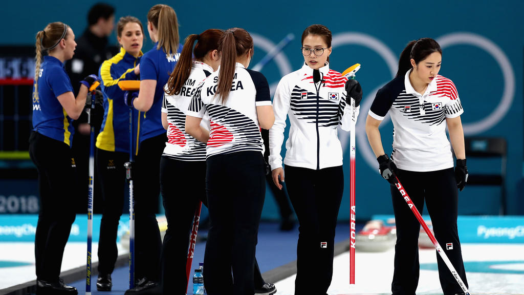 Die südkoreanischen Damen sind von ihren Trainern betrogen worden
