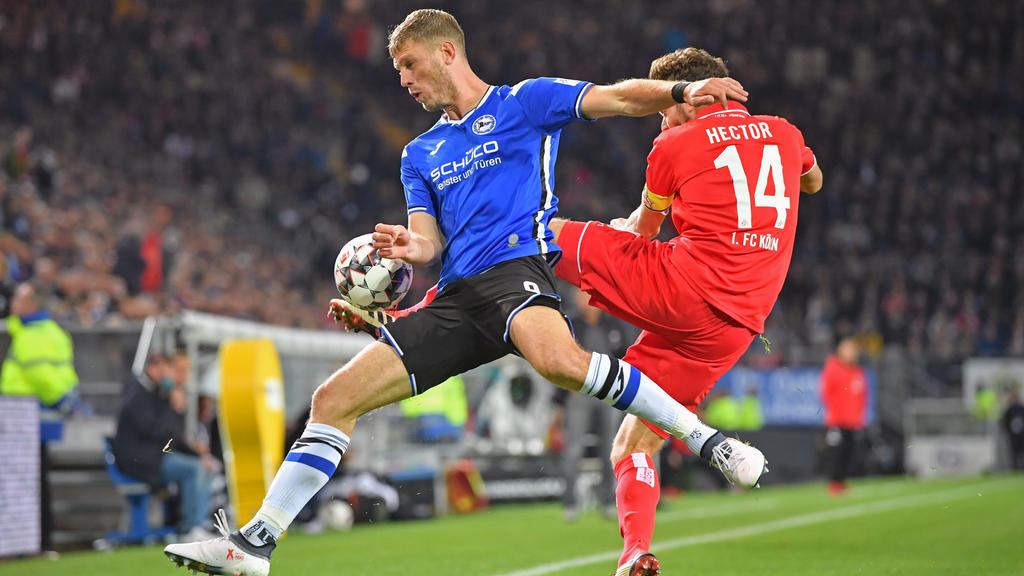 Köln Gegen Bielefeld