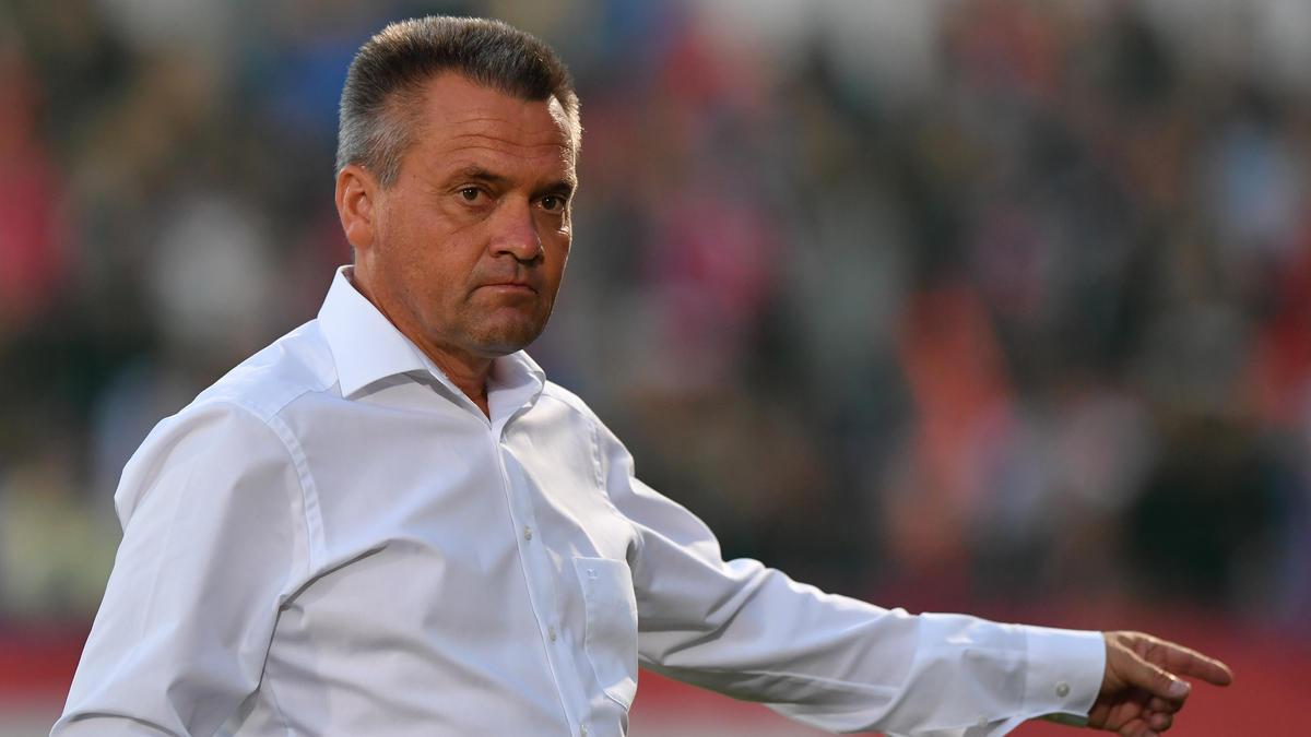 Manfred Schwabl wurde vom DFB eine Strafe auferlegt