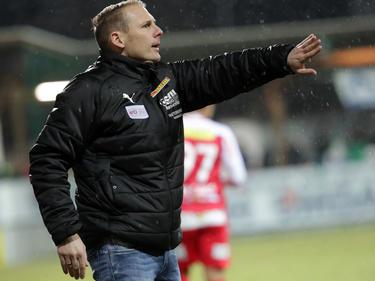 "Jochen Fallmann ist nun ""Feuerwehrmann"" in Amstetten"