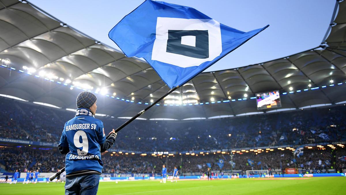 Der Hamburger SV ist im Zuschauer-Ranking weit vorn
