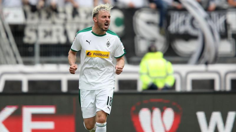 Josip Drmic verlässt Borussia Mönchengladbach