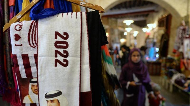 2022 findet die Fußball-Weltmeisterschaft in Katar statt