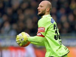 Daniel Lück hatte kein Glück in Graz