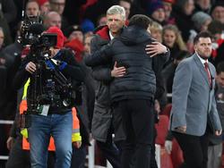 El cuadro dirigido por Wenger vuelve a estar cerca de un título. (Foto: Getty)