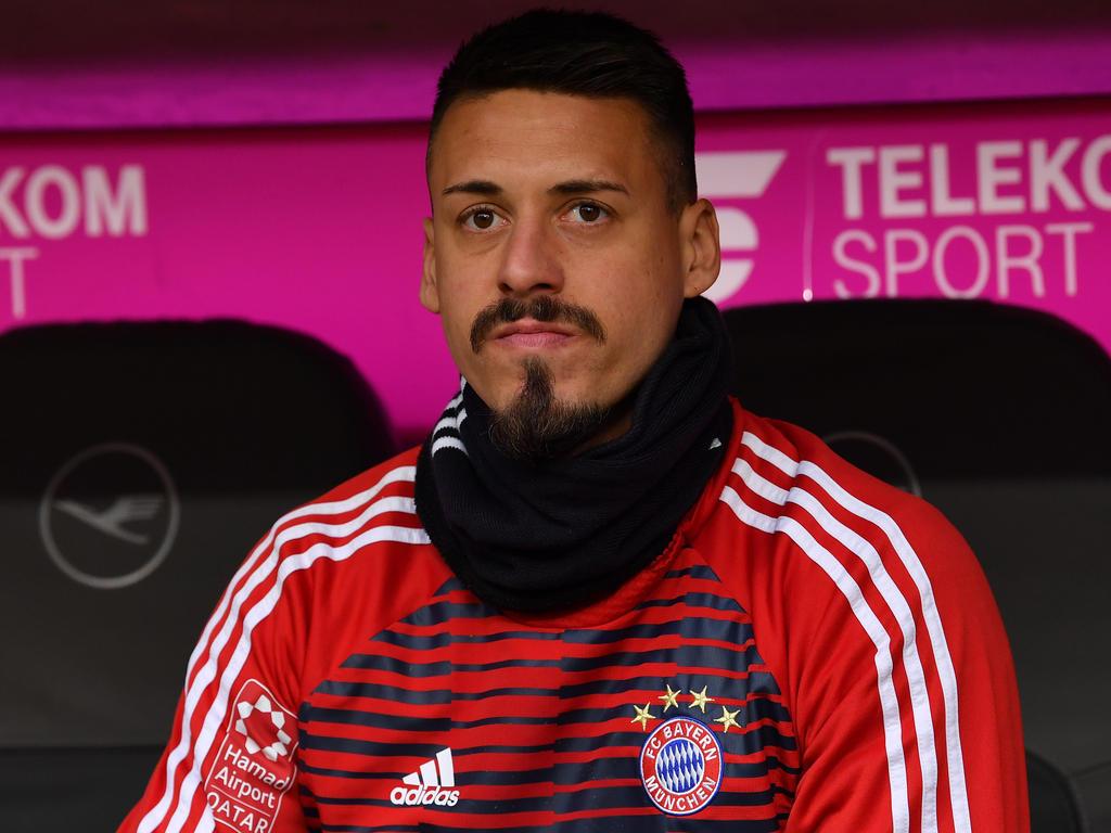 Sandro Wagner will mit Bayern möglichst viele Titel gewinnen