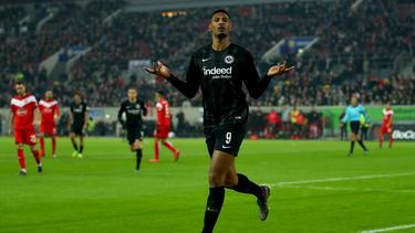 Sebastién Haller verlässt Eintracht Frankfurt und wechselt zu West Ham United