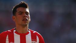 Hirving Lozano spielt ab sofort für den SSC Neapel