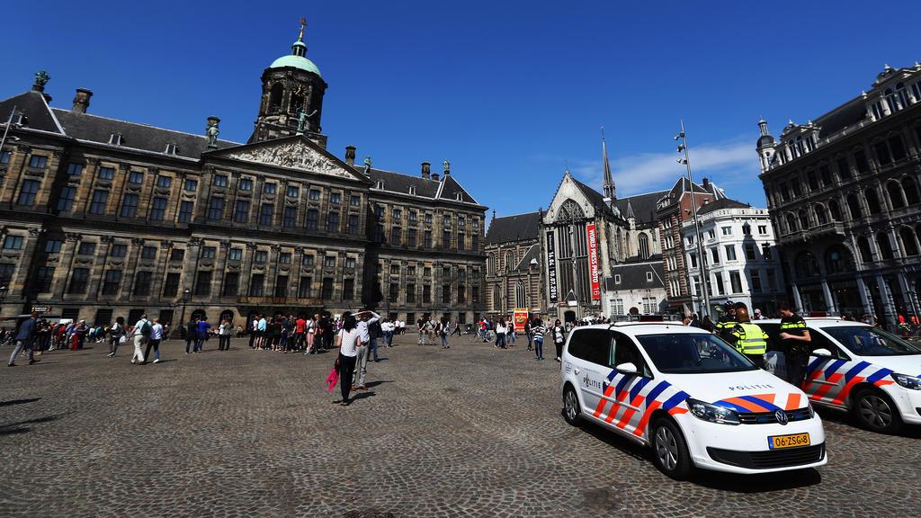Vista general de Ámsterdam.
