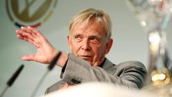 Hält viel von RBLeipzig: Ex-Freiburg-Coach Volker Finke