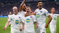 Will Hertha BSC verlassen: Ondrej Duda (Mitte)
