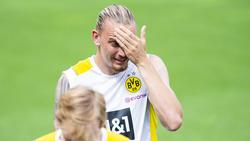 Marius Wolf wird dem BVB fehlen