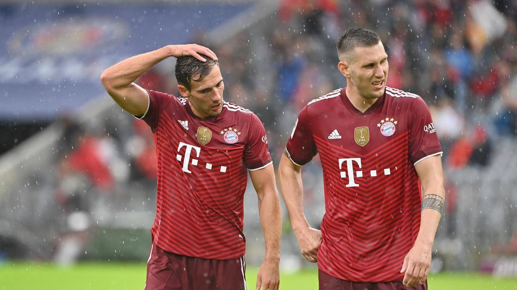Bleibt Leon Goretzka (l.) beim FC Bayern?