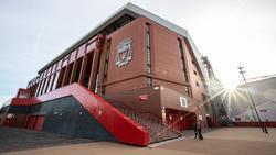 Das Stadion des FC Liverpool wird ausgebaut