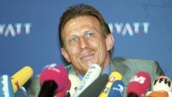 Christoph Daum gestand seinen Drogenkonsum auf einer Pressekonferenz