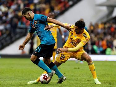 Henry Martín fue el goleador del encuentro ante Tigres.