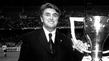 Der frühere Fußballtrainer Radomir Antic ist verstorben