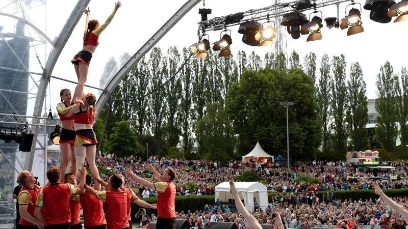 Leipzig ist schon zum 13. Mal seit 1863 Ort des Deutschen Turnfestes