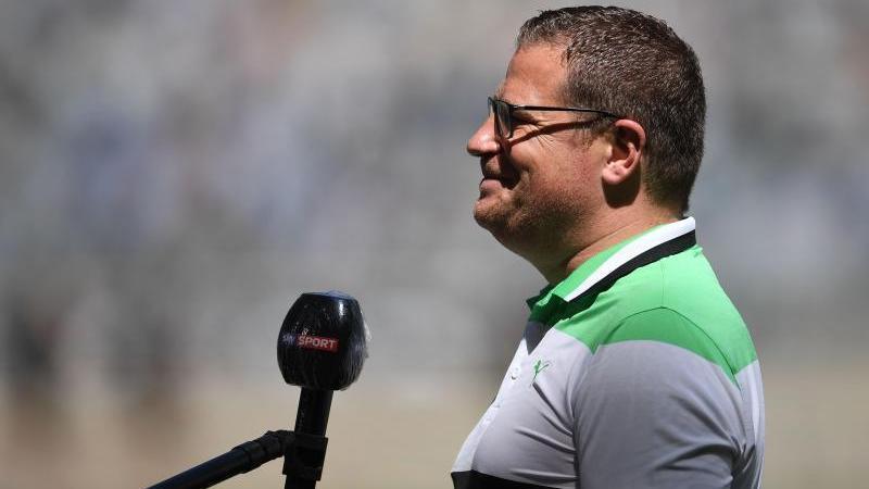 Sportchef Eberl plant bei Borussia Mönchengladbach keinen Transfer-Großangriff